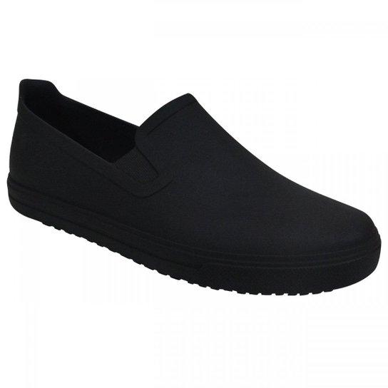 Sapato Boaonda Job Masculino - Preto