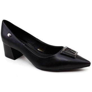 Sapato Bottero Bot Olivia Flare 316306 Couro Feminino