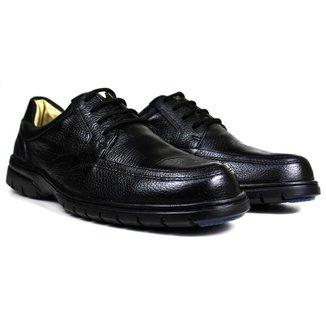 Sapato Casual Conforto Couro Floater 3050