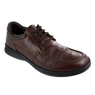 Sapato Casual Constantino Trojan Brown - Marrom 38