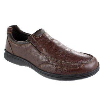 Sapato Casual Constantino Trojan Marrom 41