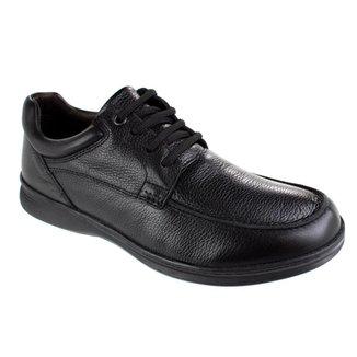 Sapato Casual Constantino Trojan Preto 40