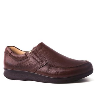 Sapato Casual Couro 3051 Floater Doctor Shoes Masculino