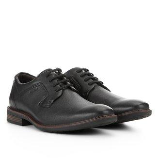 Sapato Casual Couro Ferracini Clear