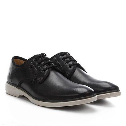 Sapato Casual Couro Ferracini Malmo