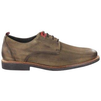 Sapato Casual Couro Ferracini Masculino