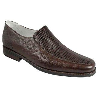 Sapato Casual Couro Gore Sandro Moscoloni Stanford Masculino