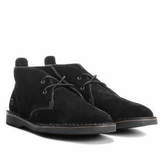 Sapato Casual Couro Kildare Camurça Masculino