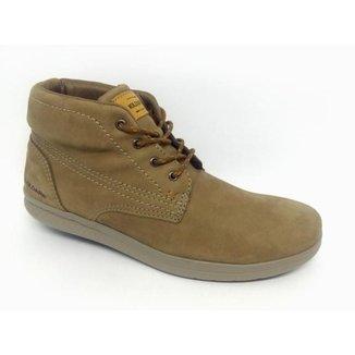 Sapato Casual Couro Kildare Sandscove Cano Alto