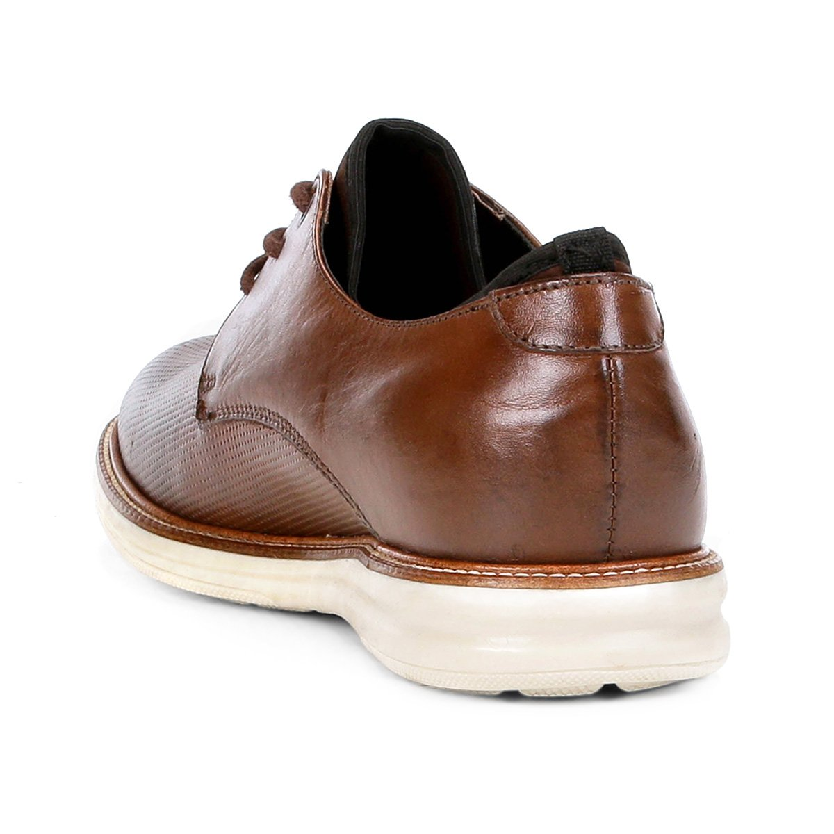 Couro Marrocos Sapato Masculino Casual Marrom Sapato Perfuros Casual Mariner zYtcwHqO
