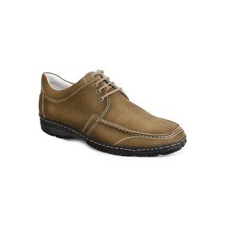Sapato Casual Couro Sandro & Co Masculino