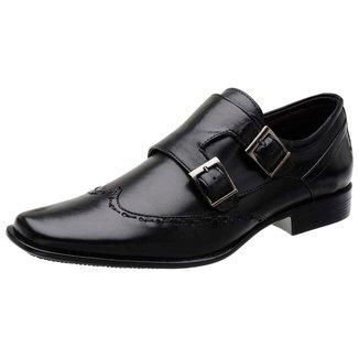 Sapato Casual Couro Stefanello Tebas Avalon Masculino