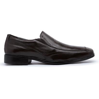 Sapato Casual Couro York Masculino