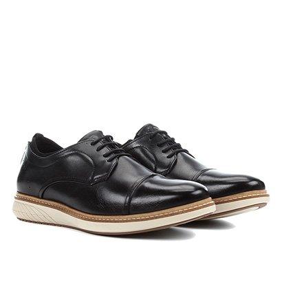 Sapato Casual Democrata Skyline Verniz