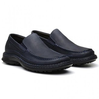 Sapato Casual em Couro HAYABUSA Support 30 Masculino