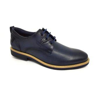 Sapato Casual Ferracini Bangkok Oxford Masculino