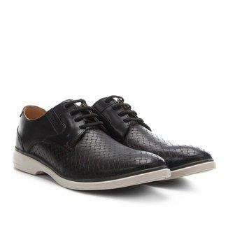 Sapato Casual Ferracini Couro Malmo Masculino