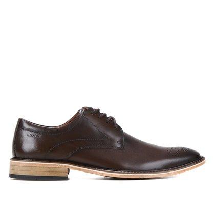 Sapato Casual Ferracini Open Pre Masculino