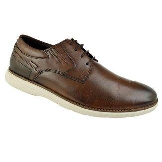 Sapato Casual Ferracini Trindade Masculino
