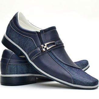 Sapato Casual Masculino c/ Jeans Florense