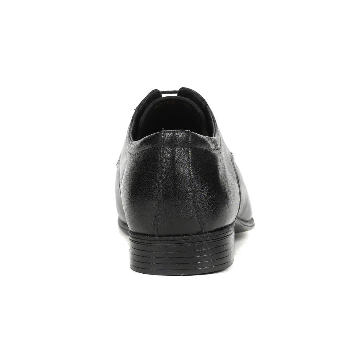 Masculino Sapato Elétron Preto Casual Casual Masculino Sapato Preto AIxH8nq5
