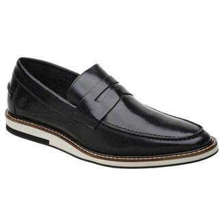 Sapato Casual Masculino Malbork em Couro Box 24513