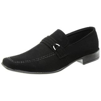 Sapato Casual Masculino Solado Antiderrapante Elástico