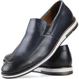 Sapato Casual Nevano Couro Masculino