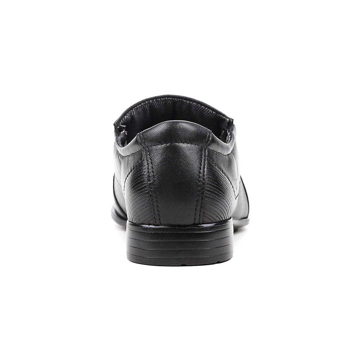 Sapato Casual Preto Casual Casual Pegada Sapato Preto Pegada Pegada Sapato Preto qCX05wg