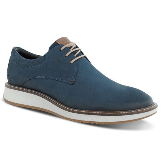 Sapato Casual Play Ferracini - Cinza