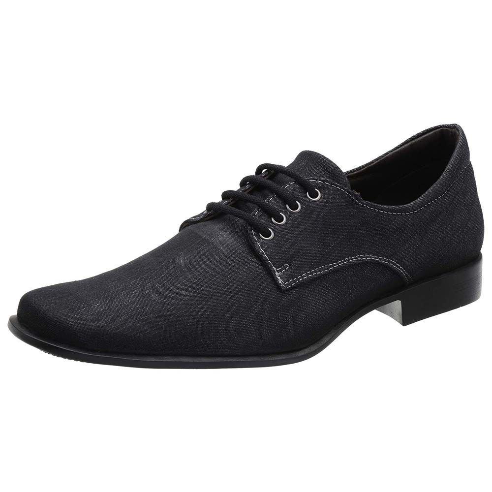 Preto Sapato Sapato Casual Casual Masculino Stefanello T8ZwqPx6