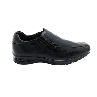 Sapato Confort em Couro Vitrine dos Pés Air Ball Masculino