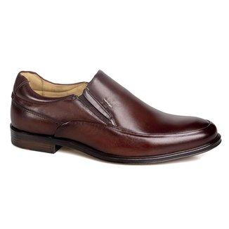 Sapato Confort Light Rafarillo Masculino Couro Conforto