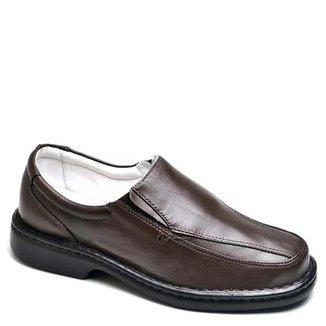 Sapato Confort Top Franca Shoes Masculino