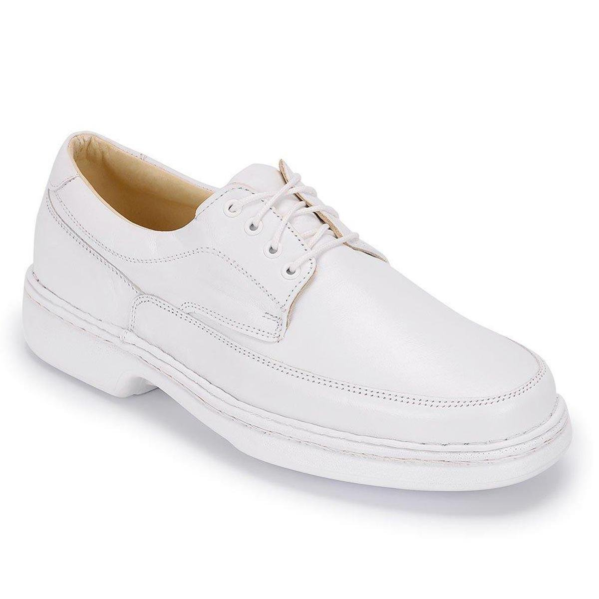 Branco Atlanta Atlanta Conforto Conforto Branco Sapato Sapato Sapato PR5qwnSg5