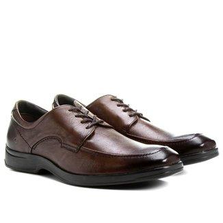 Sapato Conforto Couro Democrata Casual