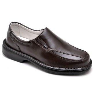 Sapato Conforto Couro Ranster Masculino