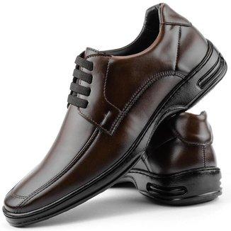 Sapato Conforto Dhl Elástico Masculino