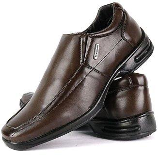 Sapato Conforto Social SapatoFran Masculino