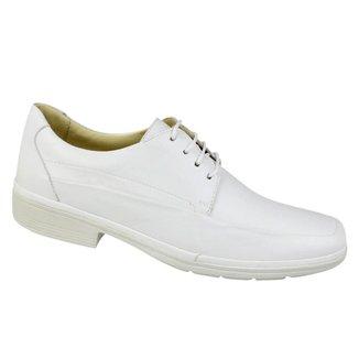 Sapato Constantino Clinic Masculino - BRANCO 43