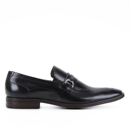 Sapato Couro Democrata Metropolitan Tompson Masculino