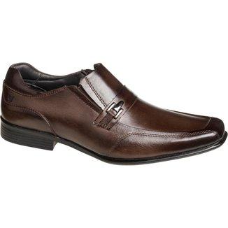 Sapato Couro Rafarillo Social Masculino