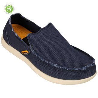 Sapato Crocs Santa Cruz Loafer