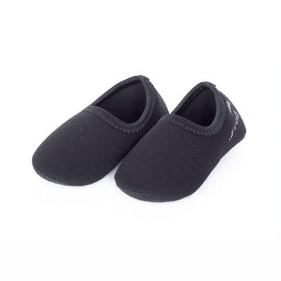 Sapato de Neoprene Fit Ufrog Infantil Unissex-Preto