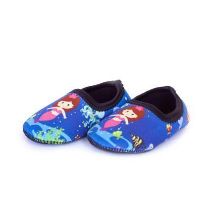 Sapato de Neoprene Fit Ufrog Sereia Infantil