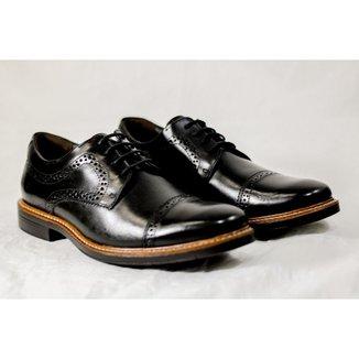 Sapato Democrata Oxford Masculino