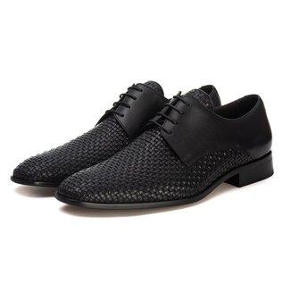 Sapato Derby Tresse Holmes Frank Calçados -