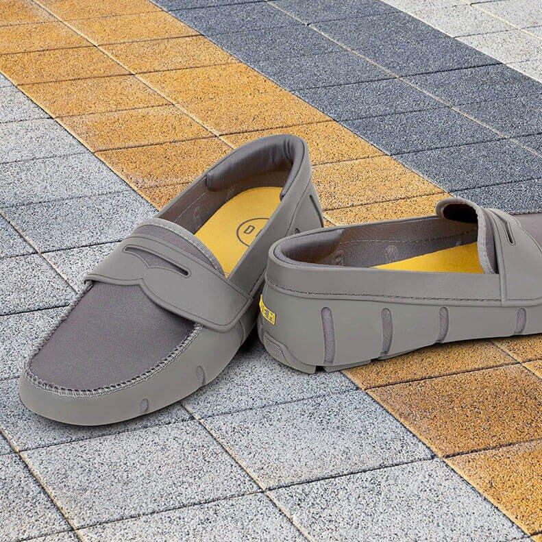 Cinza Sapato DIEM DIEM Loafer MARE Sapato Penny wqaRHUxYq