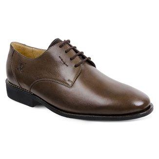 Sapato Em Couro Firenze 220230