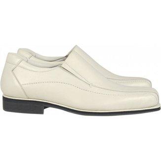 Sapato Em Couro Hubrecht 62046-BO